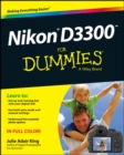 Nikon D3300 For Dummies - Book