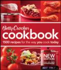 Betty Crocker Cookbook : 1500 Recipes for the Way You Cook Today - eBook