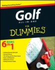 Golf All-in-One For Dummies - eBook