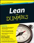 Lean For Dummies - eBook