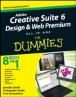 Adobe Creative Suite 6 Design and Web Premium All-in-One For Dummies - eBook