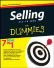 Selling All-in-One For Dummies - eBook