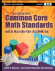Teaching the Common Core Math Standards with Hands-On Activities, Grades 6-8 - eBook