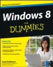 Windows 8 For Dummies - eBook