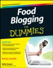 Food Blogging For Dummies - eBook