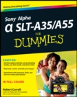 Sony Alpha SLT-A35 / A55 For Dummies - eBook