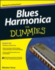Blues Harmonica For Dummies - Book