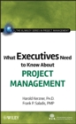 What Executives Need to Know About Project Management - eBook