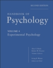 Handbook of Psychology, Experimental Psychology - eBook