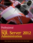 Professional Microsoft SQL Server 2012 Administration - eBook