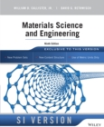 Materials Science and Engineering - Book