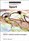 A Companion to Sport - eBook