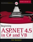 Beginning ASP.NET 4.5: in C# and VB - eBook