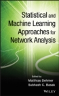 Statistical and Machine Learning Approaches for Network Analysis - eBook