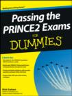 Passing the PRINCE2 Exams For Dummies - eBook