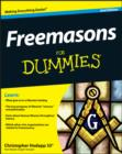 Freemasons For Dummies - eBook