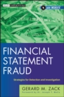 Financial Statement Fraud : Strategies for Detection and Investigation - eBook