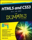HTML5 and CSS3 All-in-One For Dummies - eBook