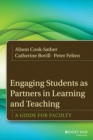 Engaging Students as Partners in Learning and Teaching : A Guide for Faculty - Book