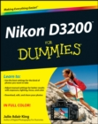 Nikon D3200 For Dummies - Book