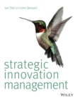 Strategic Innovation Management - Book
