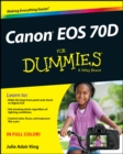 Canon EOS 70D For Dummies - eBook