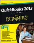 QuickBooks 2013 All-in-One For Dummies - eBook