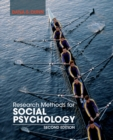 Research Methods for Social Psychology - eBook