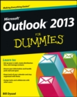 Outlook 2013 For Dummies - eBook