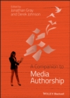 A Companion to Media Authorship - eBook