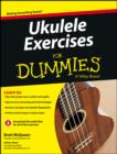 Ukulele Exercises For Dummies - eBook