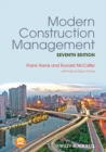 Modern Construction Management - eBook