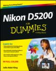 Nikon D5200 For Dummies - eBook