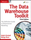 The Data Warehouse Toolkit : The Definitive Guide to Dimensional Modeling - Book