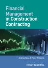 Financial Management in Construction Contracting - eBook