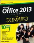 Office 2013 All-In-One For Dummies - eBook