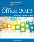 Teach Yourself VISUALLY Office 2013 - eBook