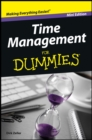 Time Management For Dummies - eBook