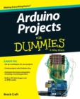 Arduino Projects For Dummies - Book