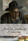 The Wiley Blackwell Anthology of African American Literature, Volume 2 : 1920 to the Present - eBook