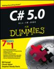 C# 5.0 All-in-One For Dummies - eBook