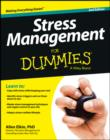 Stress Management For Dummies - eBook