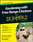 Gardening with Free-Range Chickens For Dummies - eBook