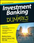 Investment Banking For Dummies - eBook