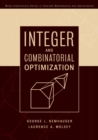 Integer and Combinatorial Optimization - eBook