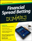Financial Spread Betting For Dummies - Book