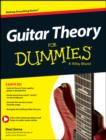 Guitar Theory For Dummies : Book + Online Video & Audio Instruction - eBook