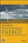 Renewable Energy in Power Systems - Book