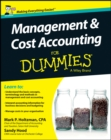 Management and Cost Accounting For Dummies - UK - Book