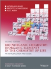 Bioinorganic Chemistry -- Inorganic Elements in the Chemistry of Life : An Introduction and Guide - eBook